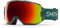 Smith Vice skibrille, Green Obscura/Red Sol-X Mirror