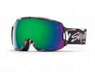 Smith Vice skibrille, Eaves Type/Green Sol-X Mirror
