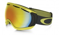 Oakley Canopy Citrus Iron, Fire Iridium