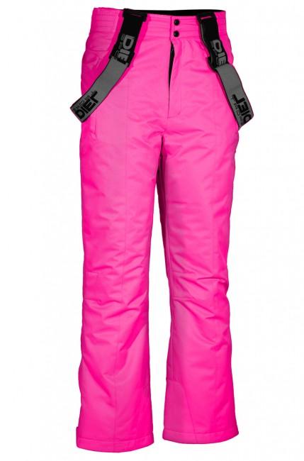 DIEL Elis junior skibukser, pink