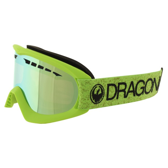 Dragon DX er en klassiker i Dragons katalog - og med god grund. Et stilrent design og gode materialer til en stærk pris er ikke til at tage fejl af. Brillen er hjelmkompatibel og har 2 lag skum med microfleece lining, som gør brillen behagelig at have på. Brillen har et medium fit.Brillen kommer med en Smoke Gold linse, som især er god i solskin. Den cylindriske linse giver et godt perifært udsyn. Linsen er 100% UV-beskyttende og belagt med anti-fog belægning på indersiden, så brillen aldrig dugger til.Bredde: 16cm (yderkant af skum)