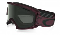 Oakley O2 XL, Chemist Fired Brick, Dark Grey