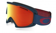 Oakley O2 XL, Neuron Burnished Red, Fire Iridium