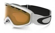 Oakley O2 XM, Matte White, Persimmon