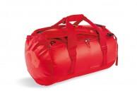 Tatonka Barrel M, rejsetaske, rød