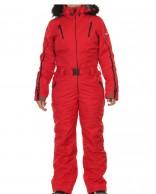 DIEL Ski Spirit dame skidragt, rød