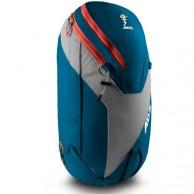 ABS Vario 32 Zip On, taske til lavinerygsæk, blå/orange
