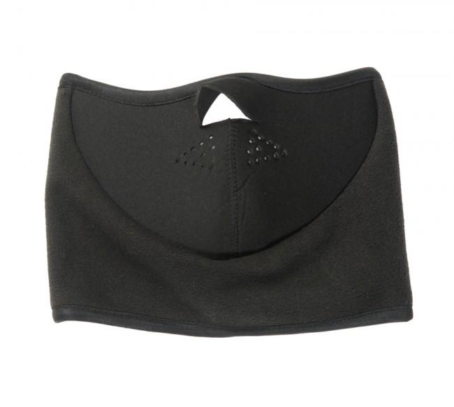 Ansigtsmaske fremstillet i Windblock materiale med Velcrolås. Beskytter ansigtet mod vind og vejr.Perfekt til skiferien samt koldt og blæsende vejr.Fremstillet i polyester materialer med hurtigtørrende egenskaber.Størrelser:S-M: 53-58 cm (hattestørrelse)L-XL: 58-63 cm (hattestørrelse)Materiale: 100% Polyester