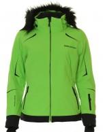 DIEL Celine skijakke, dame, grøn