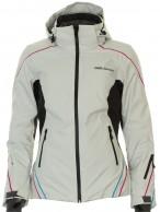 DIEL Daria skijakke, dame, grå