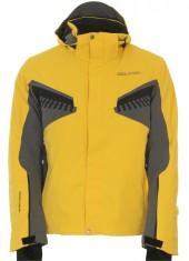 DIEL Bryan skijakke til mænd, gul