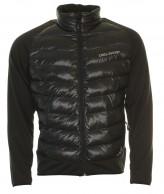 DIEL hybrid jakke, mænd, sort