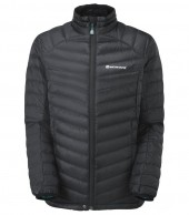 Montane Womens Featherlite Down Micro Jacket, dame, sort