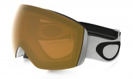 Oakley Flight Deck, Matte White,  Persimmon