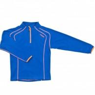 Typhoon St. Moritz fleece skipulli, drenge, blå