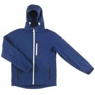Typhoon Poker, softshell jakke, mænd, navy