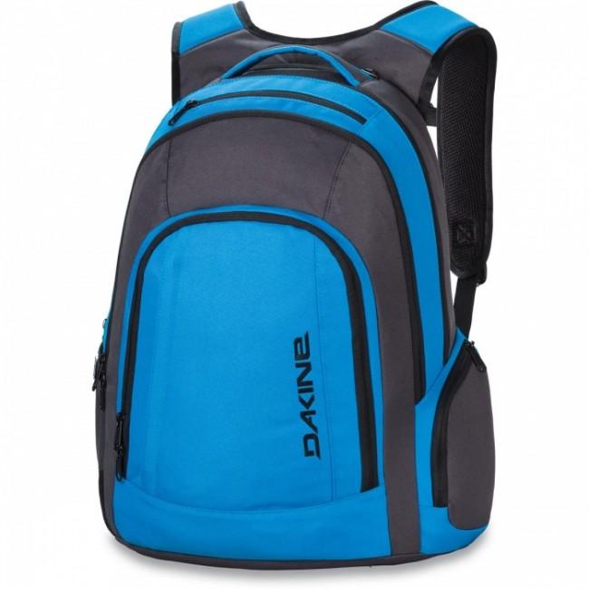 Denne rummelige arbejds- eller skolerygsæk har plads til alt, hvad du får brug for i løbet af dagen. Tasken har en polstret lomme til en 15 laptop, en fleeceforet iPad lomme og ekstra lommer til alle dine andre arbejds- og småting. Skulderstropperne samt ryggen er lavet i et åndbart materiale, som gør tasken super behagelig at have på i lang tid. Perfekt til skole og rejse.Materiale: 600D PolyesterMål: 48cm x 31cm x 23cmRumfang: 29 liter