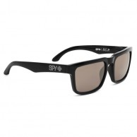 SPY+ Helm Black, solbriller, w/Happy Lens Polarized