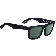 SPY+ The Fold Matte Black, solbriller, w/Happy Lens