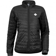 Didriksons Maud Womens Jacket Sort