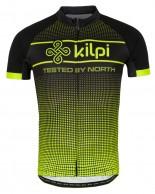 Kilpi Entero-M Cykeltrøje, gul, herre
