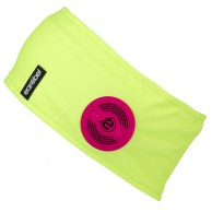 Earebel Neo pandebånd m. høretelefoner, gul