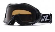 VonZipper Bushwick skibriller, Black Gloss/bronze