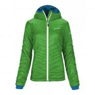 Ortovox Swisswool Jacket Piz Bernina W, grøn