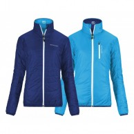 Ortovox Swisswool Light Jacket Piz Bial W, blå