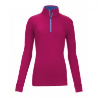Ortovox Merino Ultra Net Long Sleeve W, berry