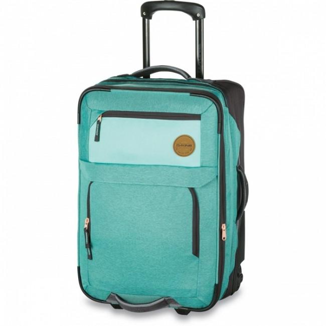 Klassisk roller der går som håndbagage hos langt de fleste flyselskaber, når turen er kort, men som også kan udvides med hele 15 liter når turen går længere væk. Med lomme til laptops på op til 15.Materiale: 600D PolyesterMål: 55cm x 35cm x 24cm (sammenklappet) // 55cm x 35cm x 32cm (foldet ud)Rumfang: 45/60 liter