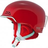 K2 Ally Pro, skihjelm, rød
