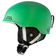 K2 Rival Pro, skihjelm, grøn