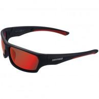 Cairn Peak Sport solbrille, Sort rød