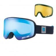 Cairn Polaris, Polarized skibriller, mat sort/blå