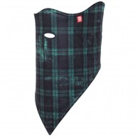 Airhole Facemask 2 Layer, Plaid