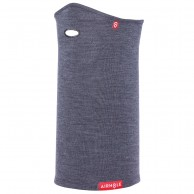 Airhole Halsedisse Ergo Merino, heather grey