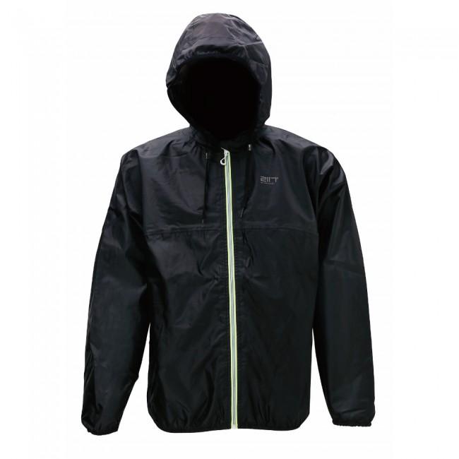 2117 of Sweden Viared jakke er en vind- og vandtæt regnjakke. Den har en høj åndbarhed, hvilket gør, at kroppen holdes tør og varm.Jakken kan nemt og hurtigt pakkes sammen, og ligges i den skjulte ryglomme. I lommen er der indbygget elastikbånd, så når jakken er pakket sammen, kan den bæres som bæltetaske. Den er fremstillet i et let materiale, som giver en god bevægelsesfrihed. Alle syninger og sømme er tapede for maksimal vandtæthedSpecifikationer og features:Vandtæthed 5.000 mm (vandsøjletryk)Åndbarhed 5.000 g/m2 24 timerTritech coatningBeskyttelsesflapJusterbar hætteMateriale: Ydermateriale: 100% polyester