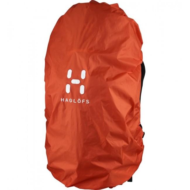 Haglöfs Raincover er et praktisk regncover, der er designet så det kan bruges udenpå rygsække med eller uden udstyr fastgjort. Så forbliver din rygsæk og indholdet beskyttet mod smuds og regn.Rygsækovertrækket spændes fast med et spænder og har elastiksnor med træk effekt i, så det kan sluttes helt tæt. Materiale:70D 190T Taffeta Polyamide, bluesign® approvedEgenskaber:Integreret opbevaringsposeElastiksnor med snørelukningClips til fastgørelse på rygsækkenVolumen: 80-110 literVægt: 225 gr.