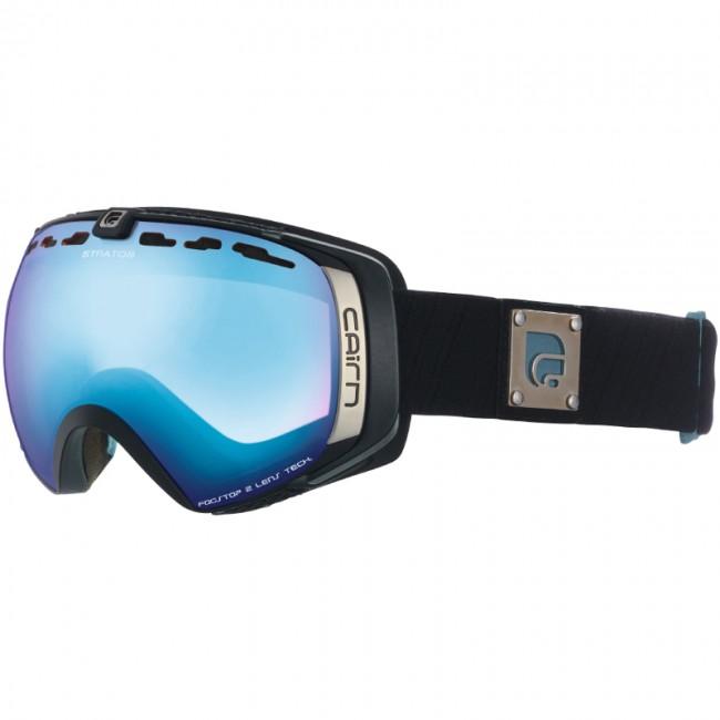 Stratos skibrillen er en skibrille som vil kunne tilfredsstille langt de fleste skiløbere. Skibrillen kommer med en anti-dug behandlet kategori 3 dobbeltlinse, som excellerer i solskin og lyse forhold.Dobbeltlinsen beskytter naturligvis mod alle UV-stråler, har masser af ventilation og er anti-dug behandlet, så den aldrig dugger til - ligegyldigt hvor meget du sveder.Modellen er en størrelse large og passer således bedst til større ansigter. Brillen er naturligvis kompatibel med langt de fleste hjelme.Specifikationer og featuresInkl. 1 dobbeltlinse (kategori 3)Anti-dug behandlet linseBeskytter mod 100% af solens UVA- og UVB-strålerTre lag skum sikrer høj komfort