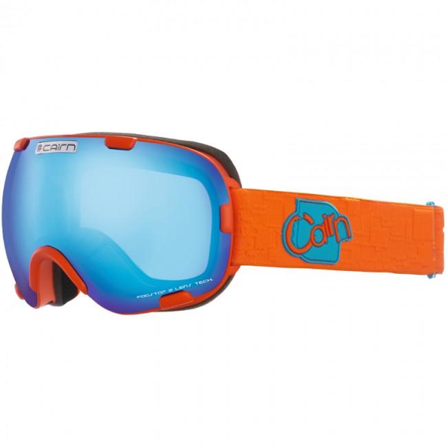 Spirit er en skibrille, som vil kunne tilfredsstille langt de fleste skiløbere. Skibrillen kommer med en anti-dug behandlet kategori 3 dobbeltlinse, som excellerer i solskin og lyse forhold.Dobbeltlinsen beskytter naturligvis mod alle UV-stråler, har masser af ventilation og er anti-dug behandlet, så den aldrig dugger til - ligegyldigt hvor meget du sveder.Modellen er en størrelse large og passer således bedst til større ansigter. Brillen er naturligvis kompatibel med langt de fleste hjelme.Specifikationer og featuresInkl. 1 dobbeltlinse (kategori 3)Anti-dug behandlet linseBeskytter mod 100% af solens UVA- og UVB-strålerTre lag skum sikrer høj komfort