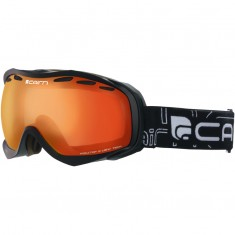 Cairn Alpha, skibriller, sort orange