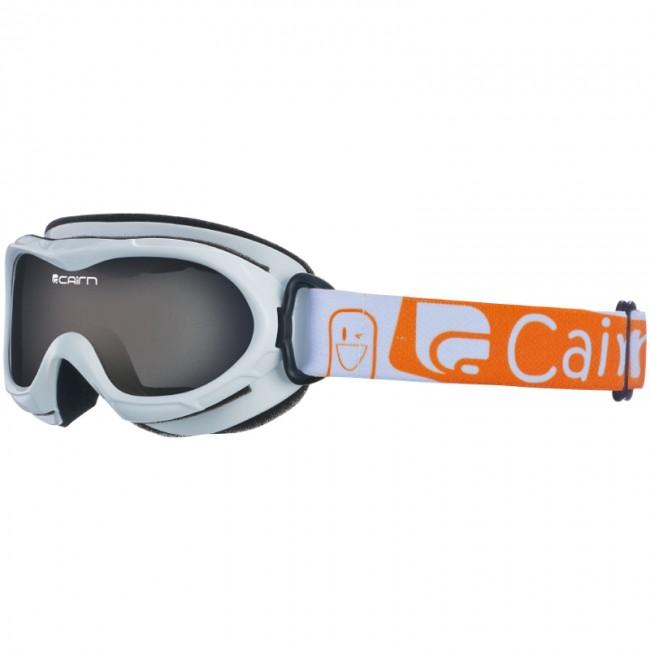 Cairn Bug er en robust og sej skigoggle til de allermindste børn. Med til skibrillen følger en god cylindrisk allround linse.Linsen beskytter naturligvis mod alle UV-stråler og er antidugbehandlet, så den aldrig dugger til. Linsen har også en anti-ridse belægning, så den kan holde til alt, hvad dit barn kan udsætte den for.Modellen passer som udgangspunkt til børn fra 0 - 4 år. Brillen er naturligvis kompatibel med langt de fleste hjelme.Features:Inkl. 1 enkeltlinse (allround)Anti-dug og anti-ridse behandlet linseBeskytter mod 100% af solens UVA- og UVB-stråler