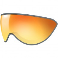 Cairn Spectral, RESERVELINSE til visirhjelm, grå orange