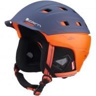 Cairn I-Brid Rescue, skihjelm, mørkeblå/orange