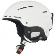 Alpina BIOM, skihjelm, hvid