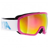 Alpina Scarabeo JR. MM, juniorskibrille, pink