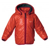 Isbjörn Frost Light Weight Jacket, børn, orange
