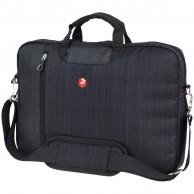 4F Messenger Bag, sort