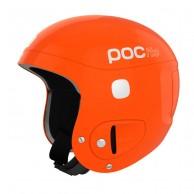 POCito Skull, børne skihjelm, orange